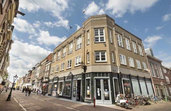 De Beuk (Haarlemmerstraat / Legewerfsteeg 8-10 Leiden)