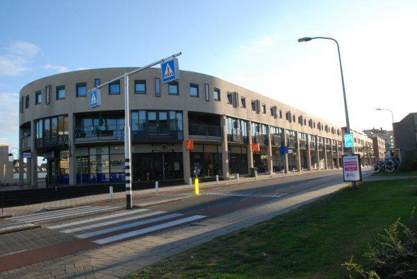 'De Trambaan' shopping centre (Tramstraat, Katwijk)